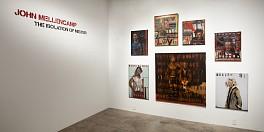 Past Exhibitions: John Mellencamp: The Isolation of Mister Oct 22 - Dec 19, 2015